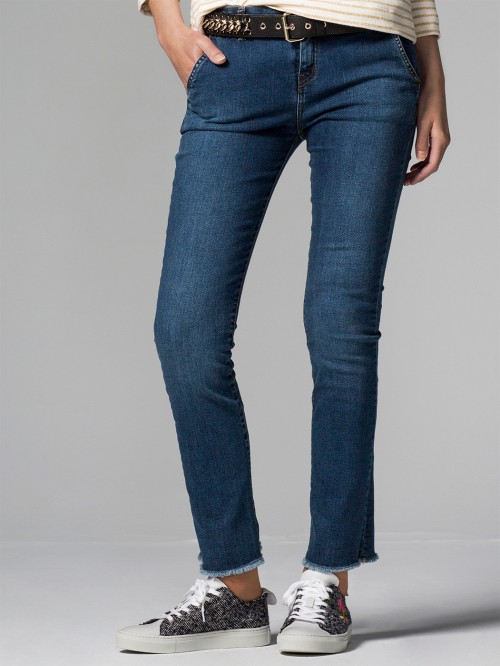 CHINO BLUE JEANS VQ
