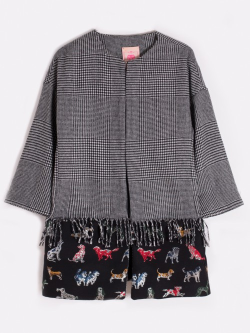 CHAQUETA SARAH POGGY DOG
