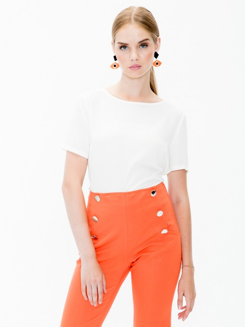 LIDIA TROUSERS ORANGE KN