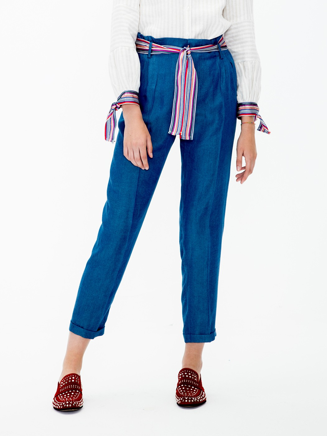 PANTALÓN MILY LIGHT DENIM