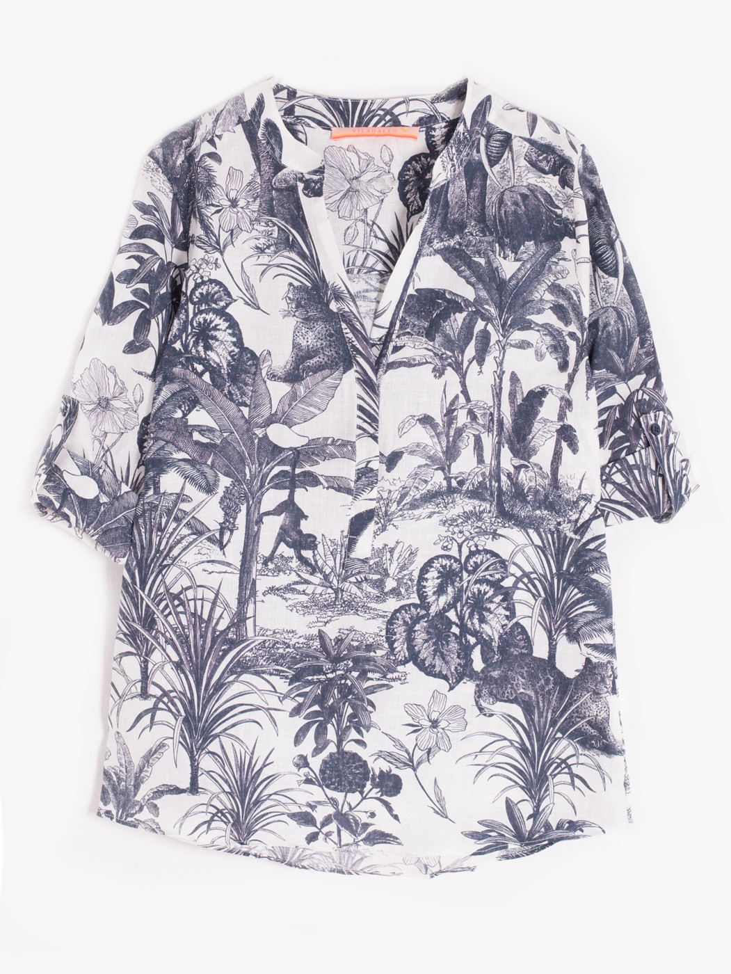 OTILIA SHIRT THE JUNGLEBOOK PRINT