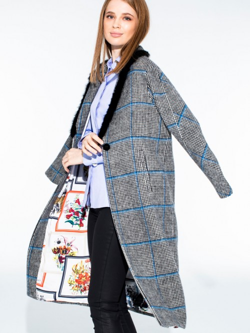 HARPER COAT CAERPHILLY WOOL