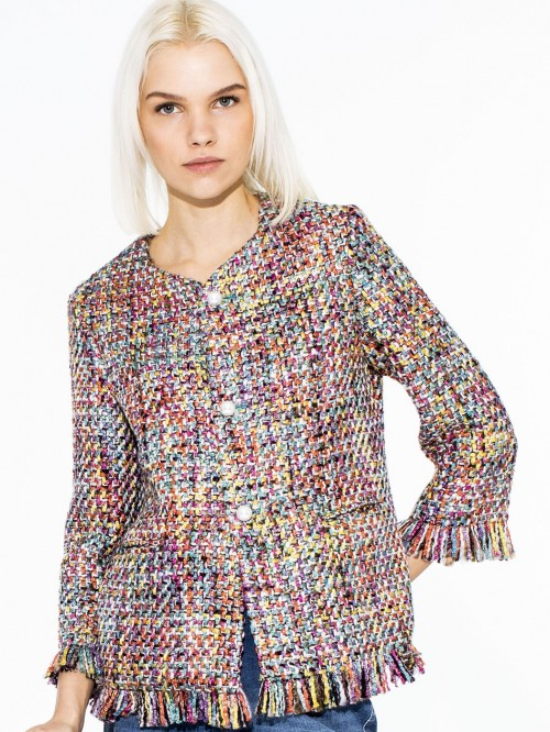 MONICA JACKET MADELAINE MULTI