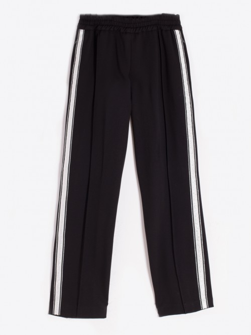 CLARISE TROUSERS BLACK KN