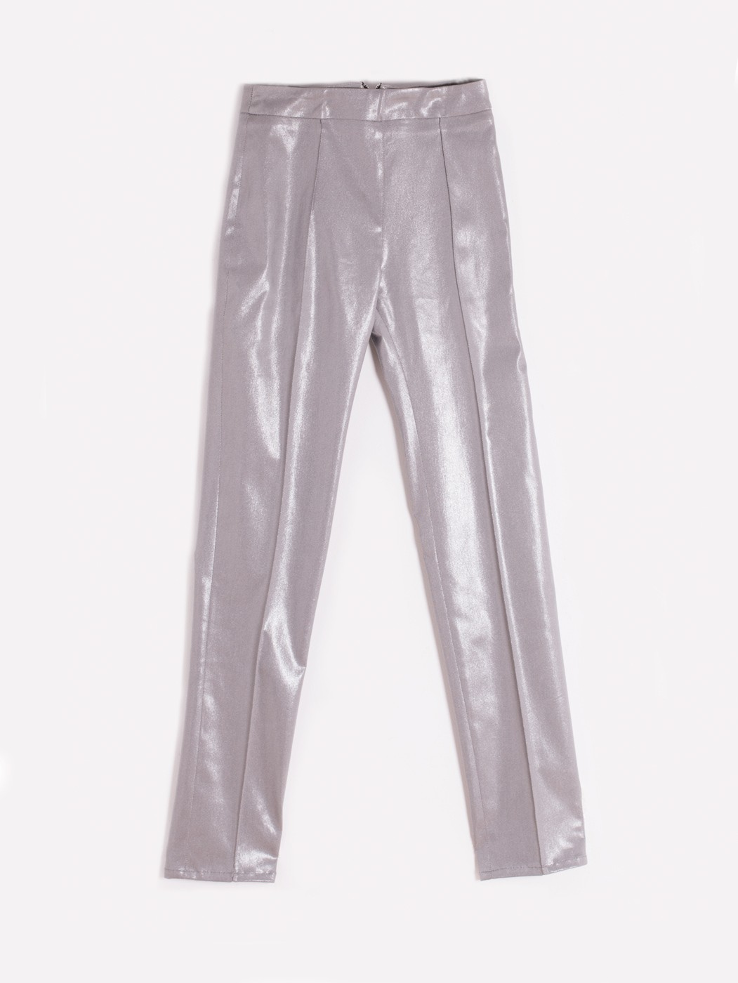 KERIA SILVER TROUSERS