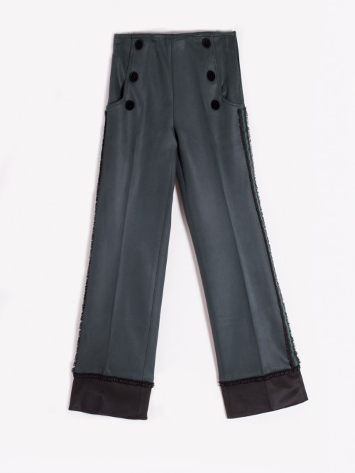 PANTALON LIDIA GREEN