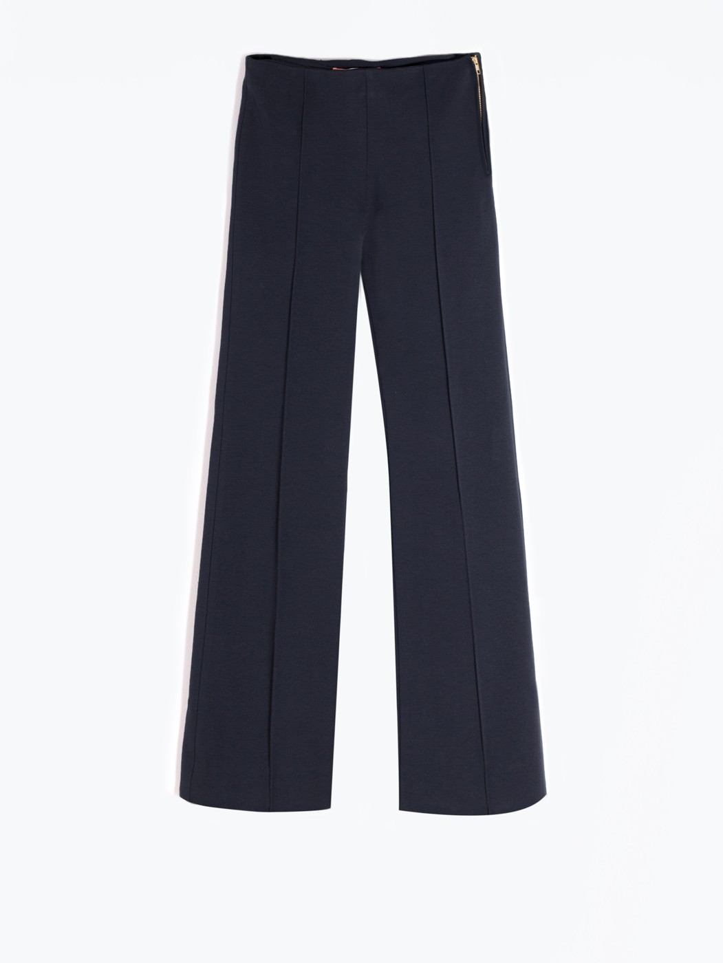 GIULLIA NAVY TROUSERS