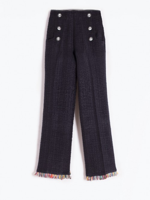 PANTALON LIDIA NAVY WINTER