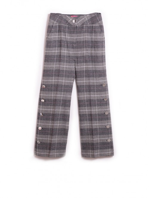 NATALIA TROUSERS MAYFAIR CHECK