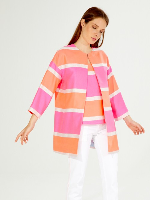 SARAH COAT FLUOR PARIS