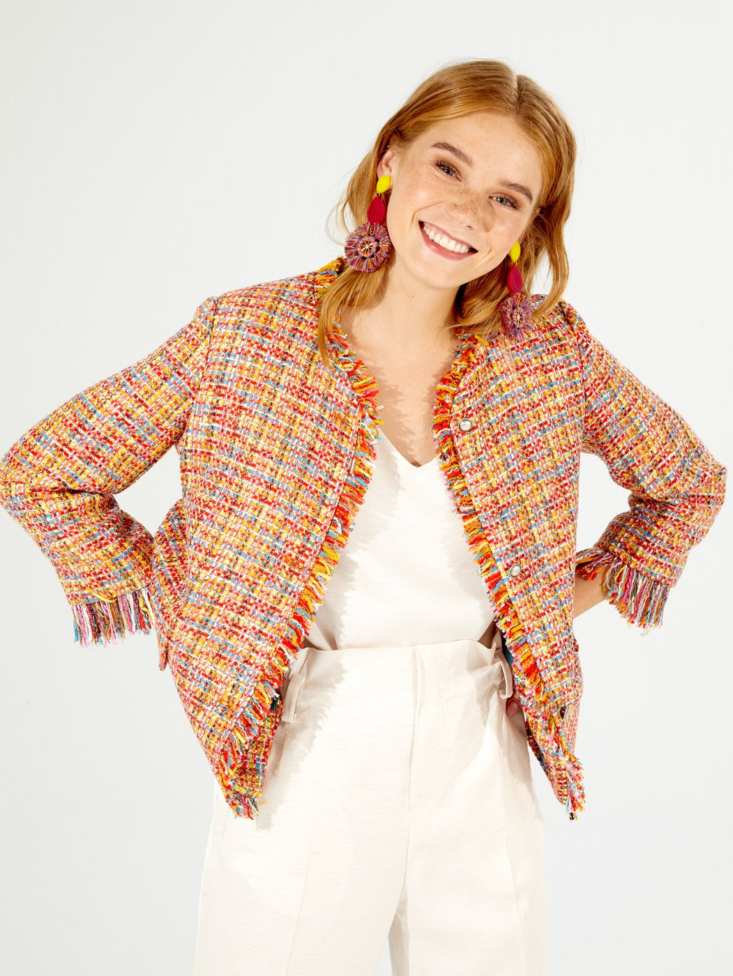 PAULA JACKET MADDIE MULTI