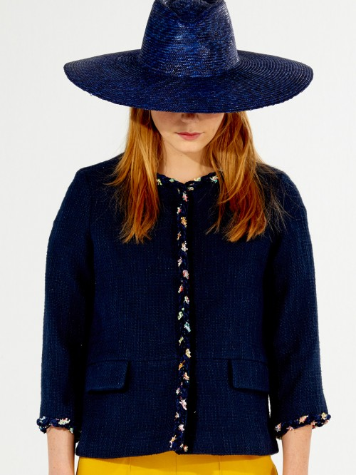 PAULA JACKET NAVY MADELAINE NV