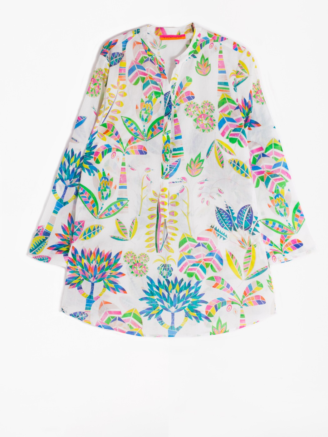 MARTHA SHIRT HALLERBOS WHITE