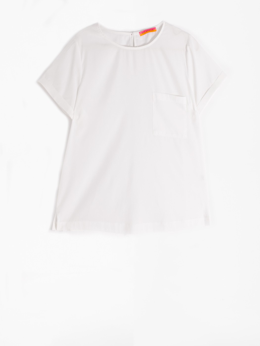 CANDY SHIRT WHITE LYOCELL