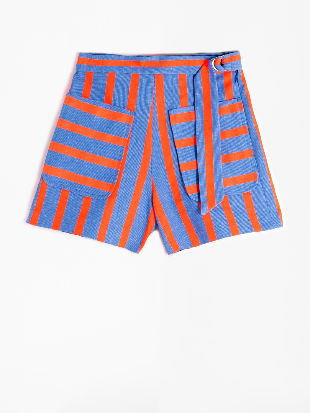 AVALON SHORTS NAMIB FLUOR STRIPE