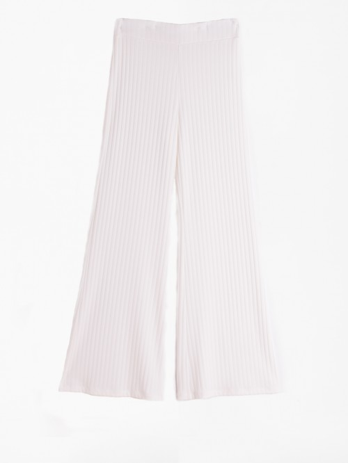 VENUS TROUSERS WHITE CANALE