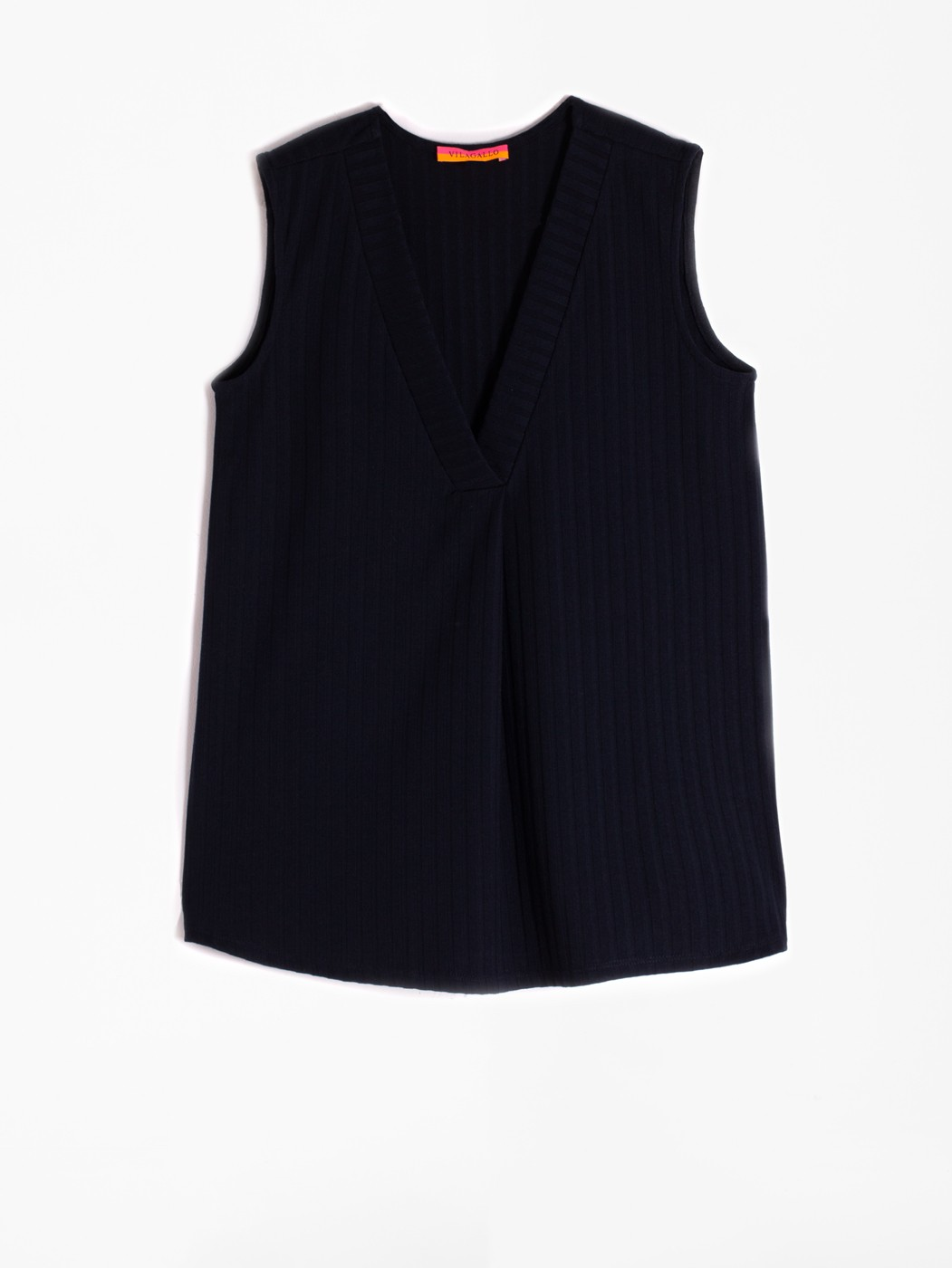 ROMINA T-SHIRT NAVY CANALE