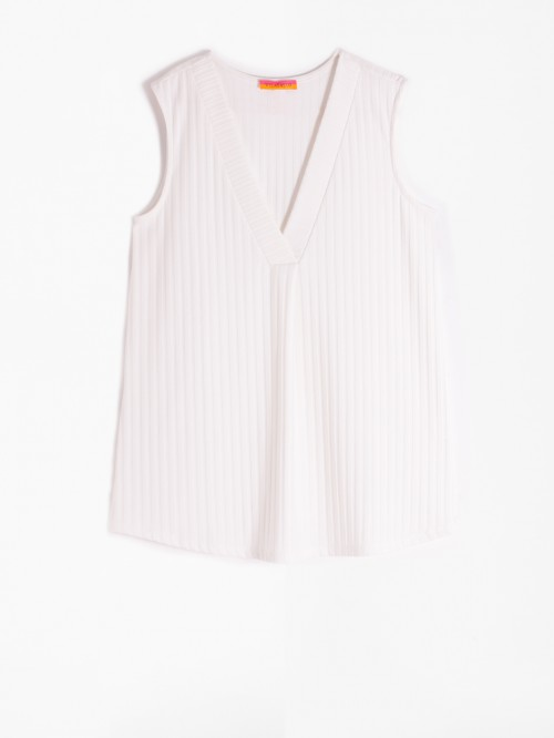 ROMINA T-SHIRT WHITE CANALE