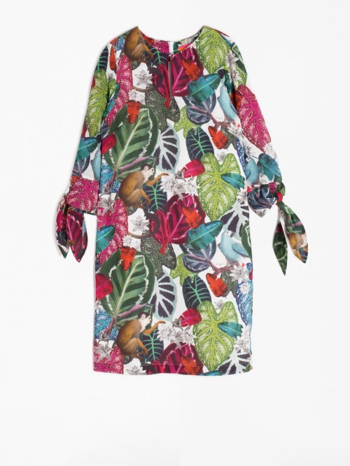 AGNES DRESS NILSSON PRINT