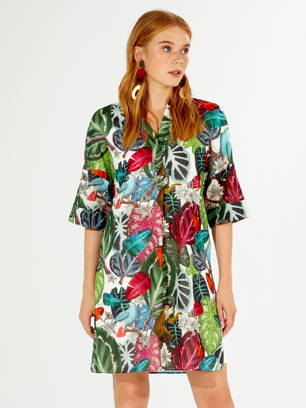 APRIL DRESS NILSSON PRINT