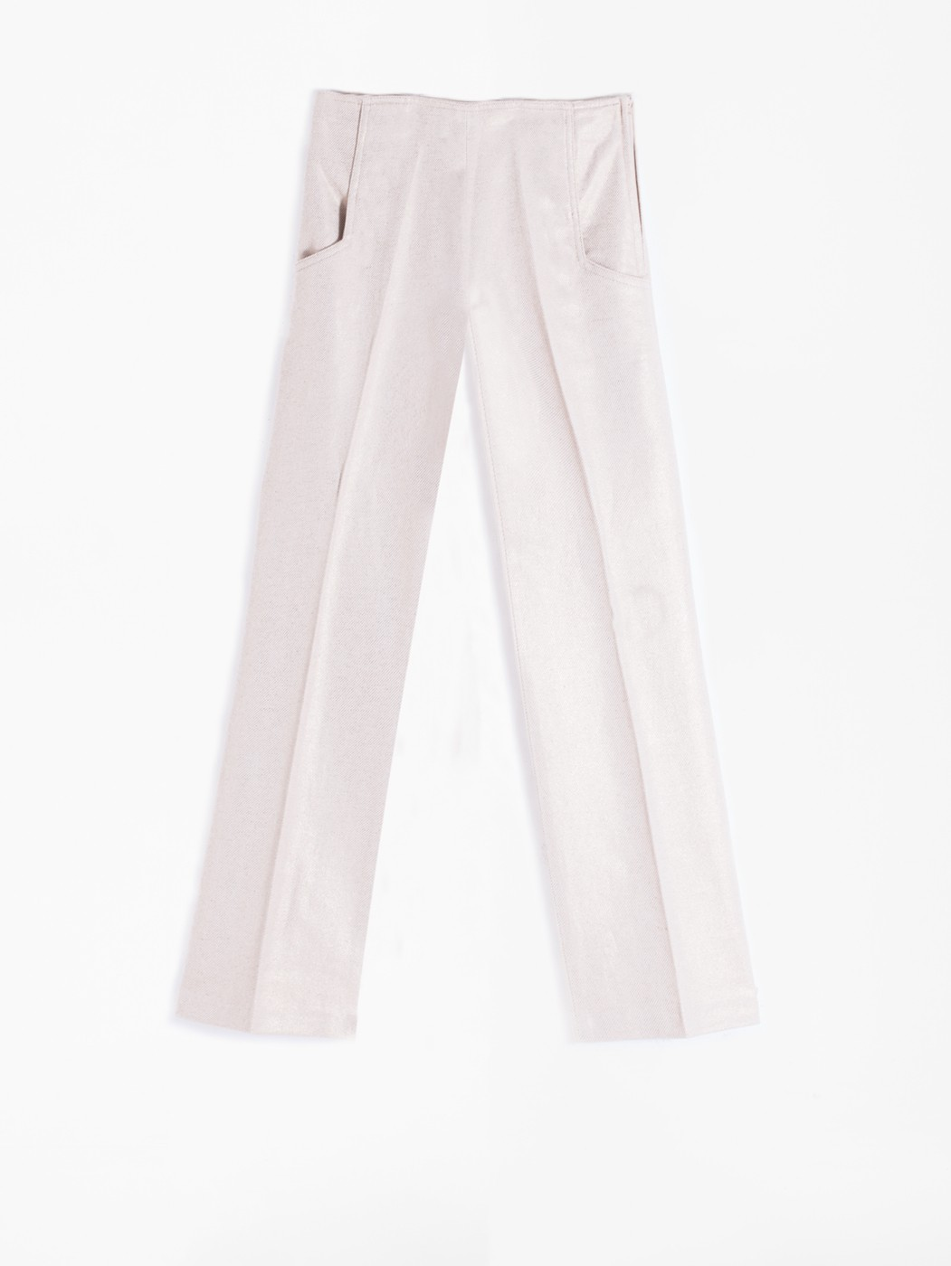 LIDIA TROUSERS BABALUDO GOLD