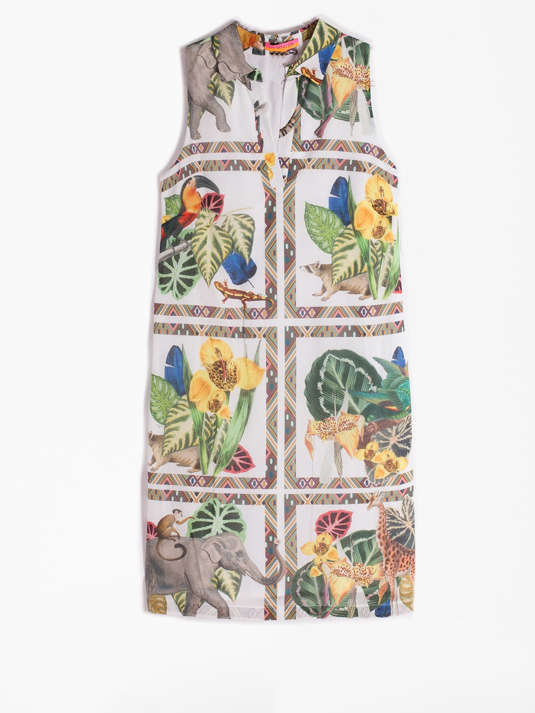 CASSIE DRESS MINNERIYA PRINT