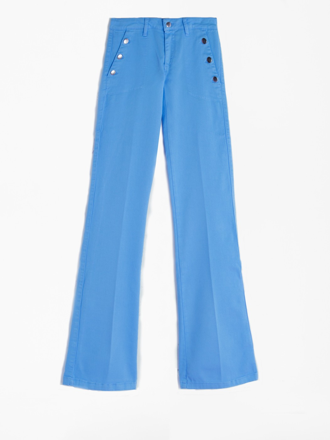 DENISE OCEAN BLUE TROUSERS