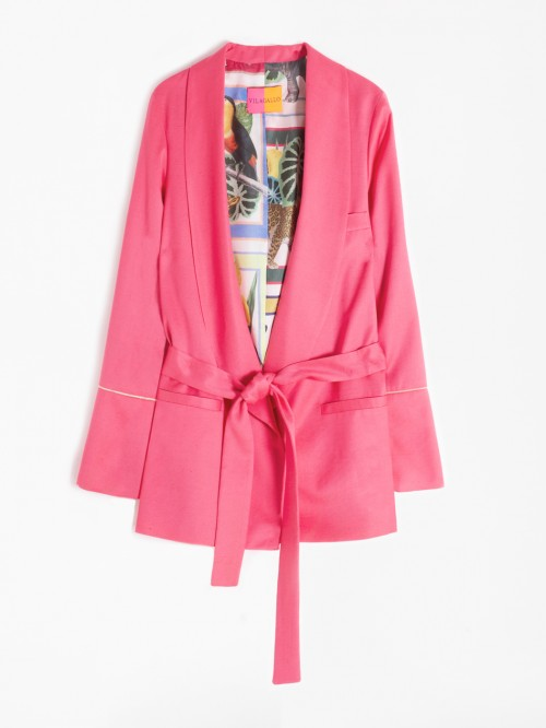 ANABELA JACKET STRAWBERRY BERCELLI