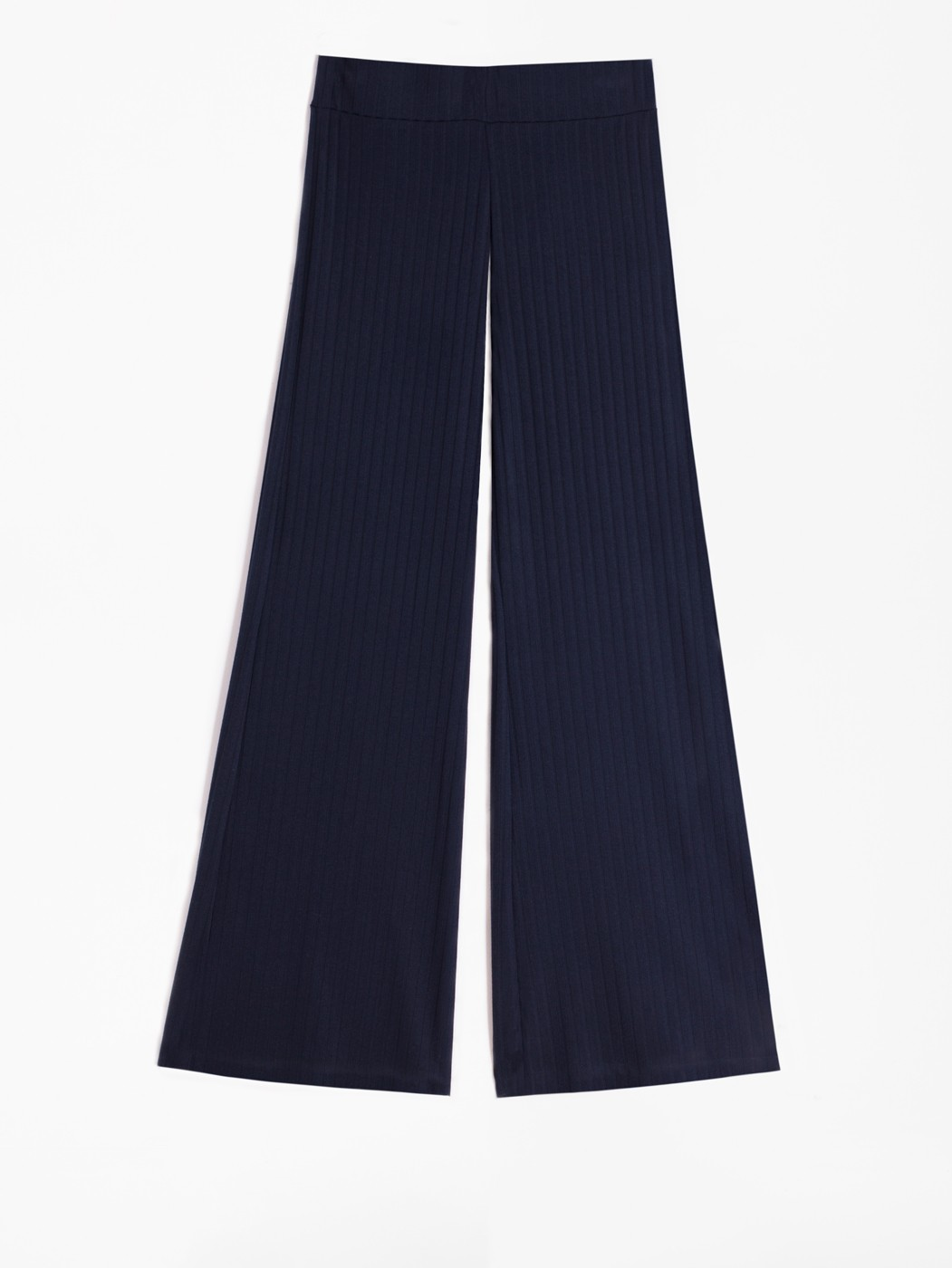 VENUS TROUSERS NAVY CANALE