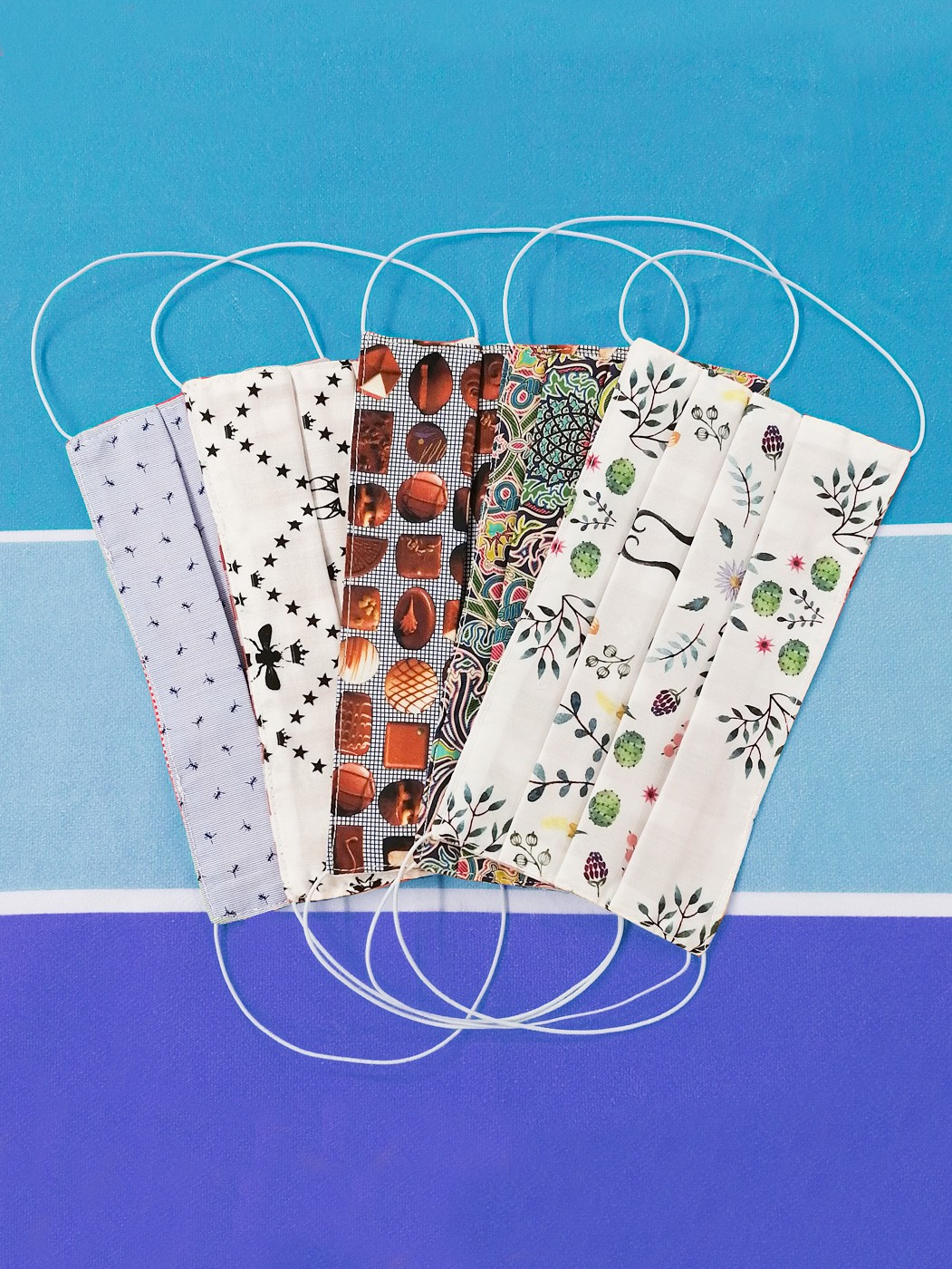 FACE MASK 5 PACK