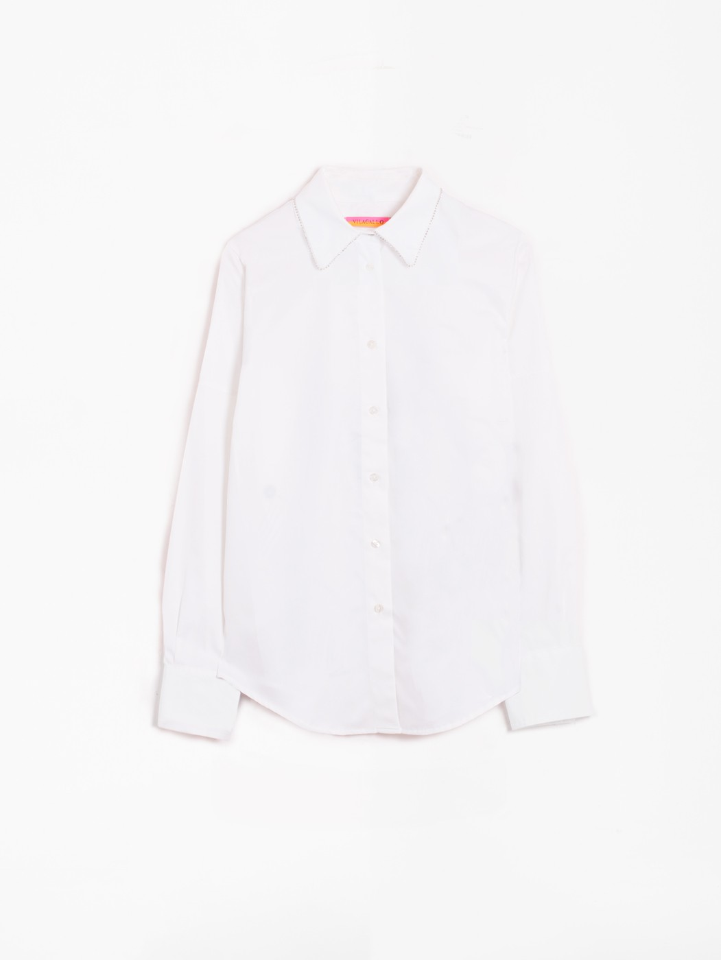 MAFALDA SHIRT POPELIN WHITE