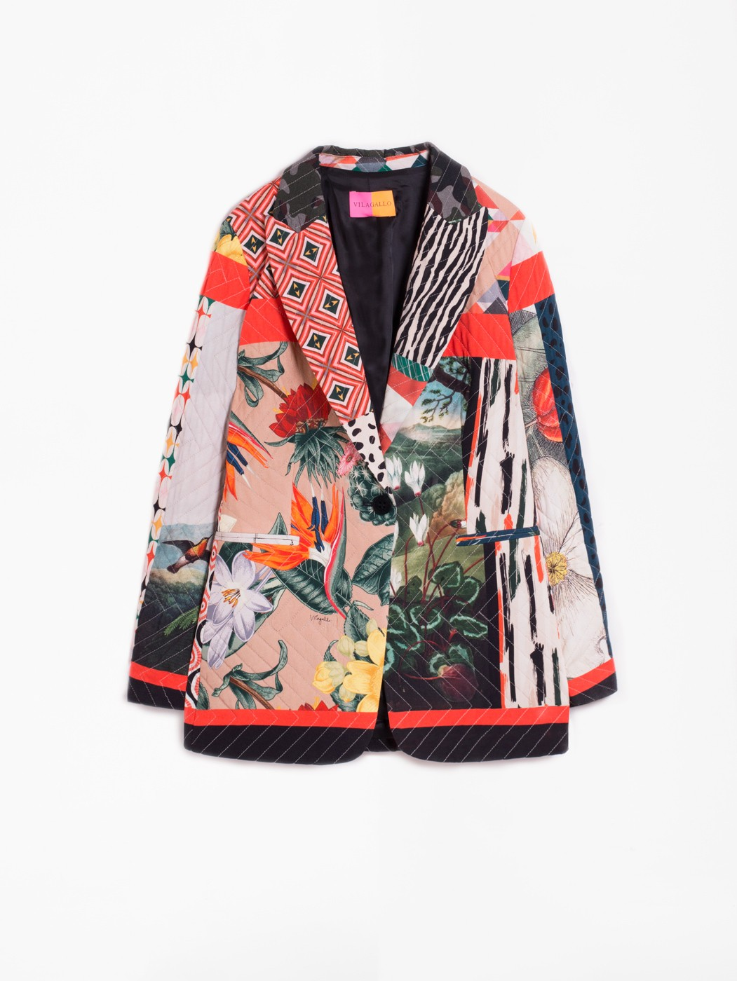 KATRINA JACKET PATCHWORK