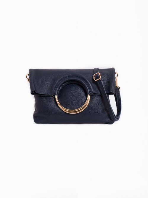 BECK NAVY LEATHER