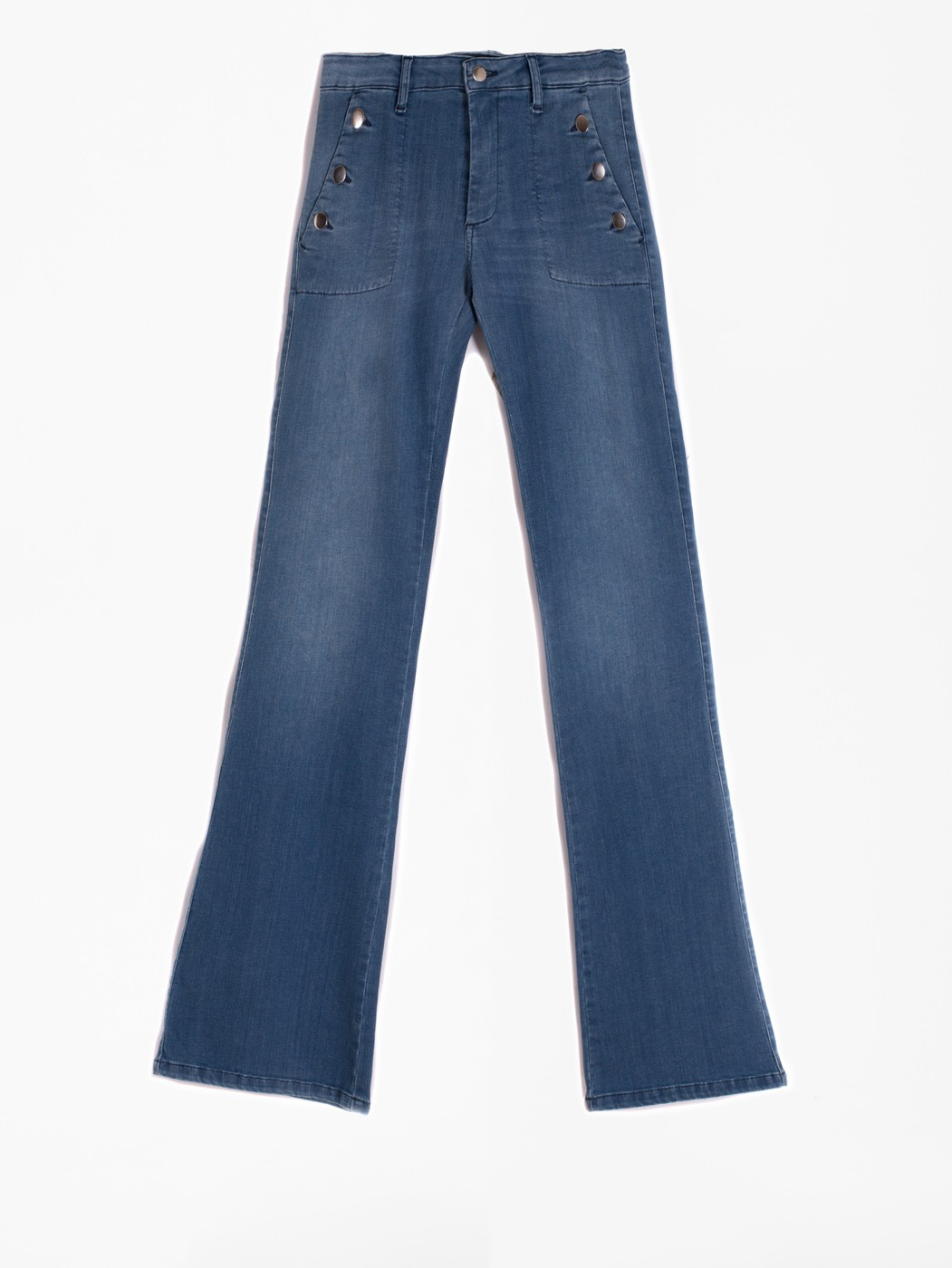 DENISE DENIM TROUSER