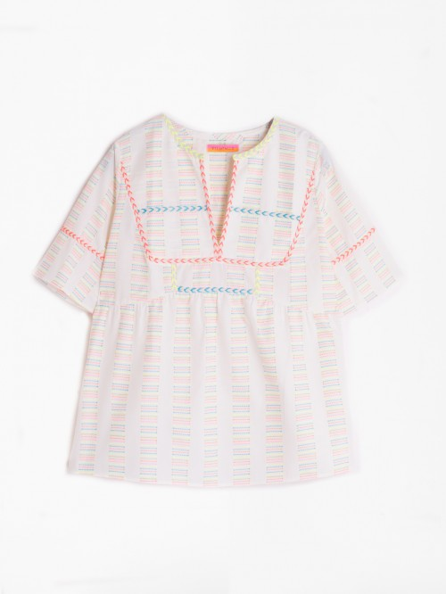 CAMISA MAMCEY NONCUT