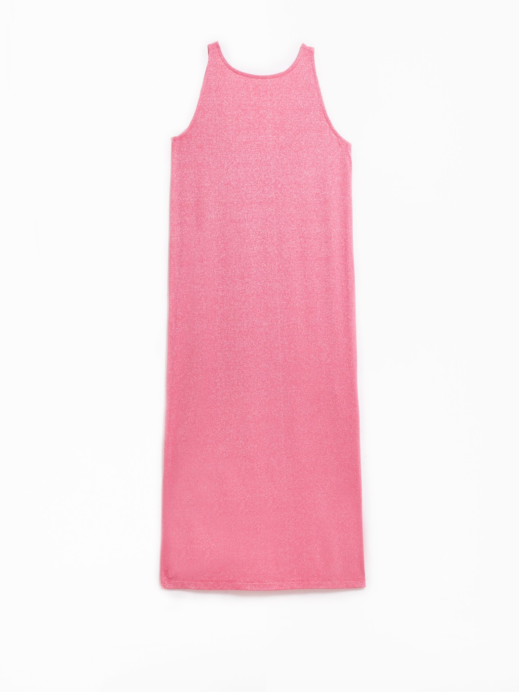 CINDY DRESS CORAL SILVER KN