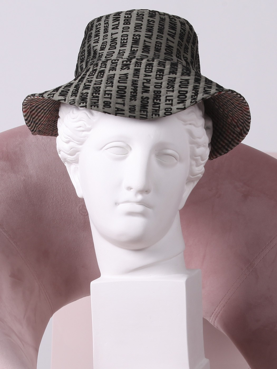 HAT FLOC QUOTES GREEN