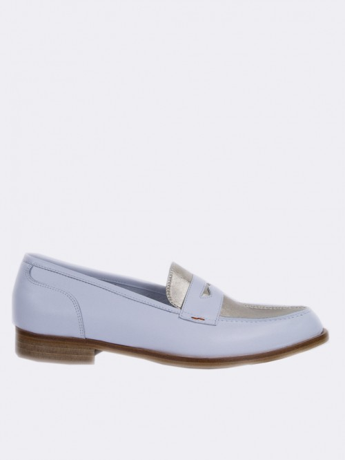 MOCASIN WHITE GOLD MOC