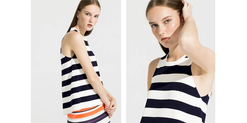 SLIP INTO STRIPES